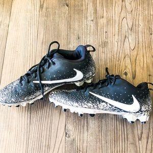 Nike Men's Varsity Low TD Black Football Cleats